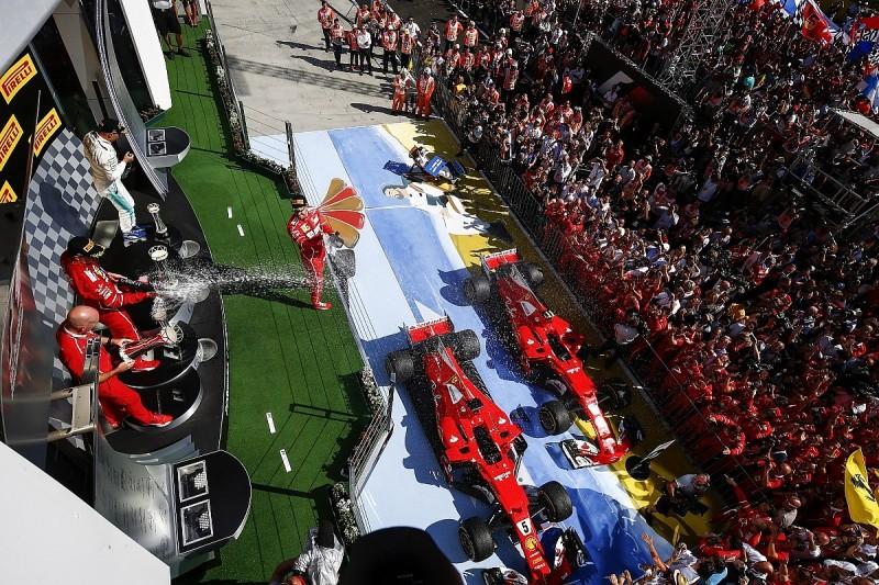 Vettel: Last Ferrari step back to winning F1 titles will be hardest