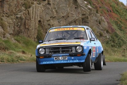 Historic rallying shaken by deaths of Shawn Rayner and Steve Dear