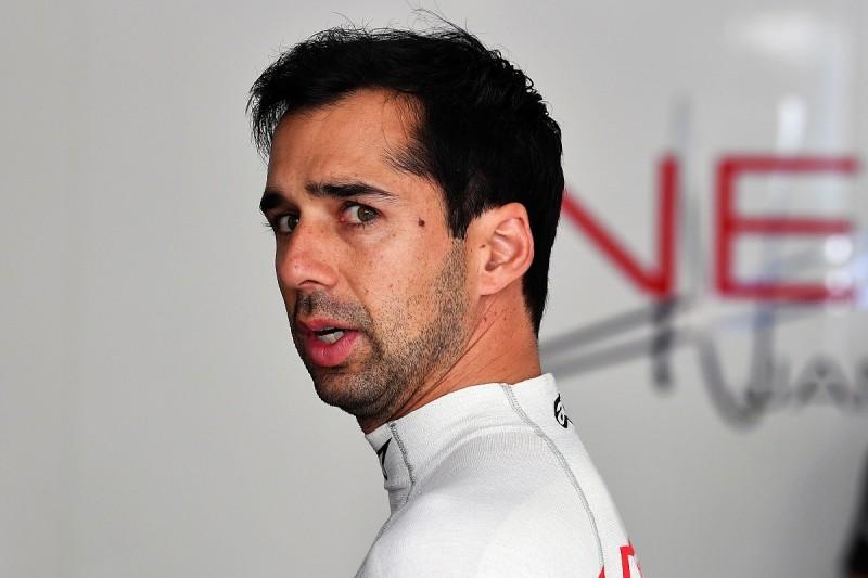 Neel Jani splits with Dragon team after one Formula E weekend