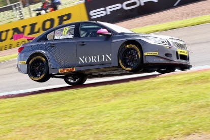BTC team switches from Chevrolets to Hondas in BTCC for 2018