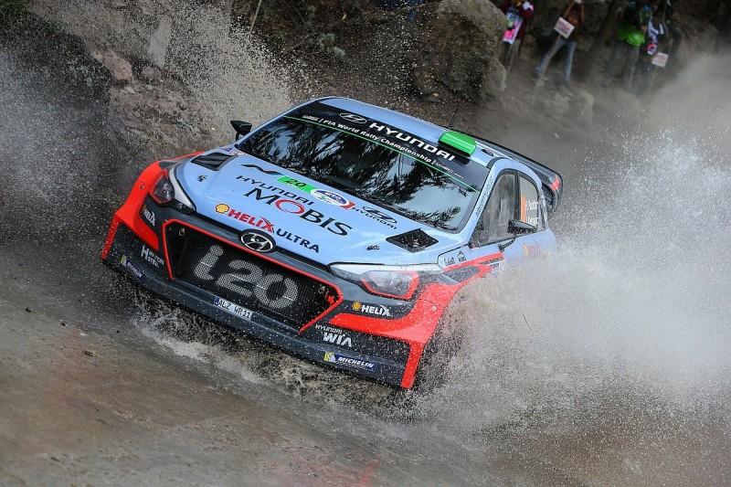 Hayden Paddon relishing straight WRC fight with Sebastien Ogier