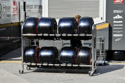 Pirelli using secret new indoor test process for 2020 F1 tyres