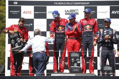 WRC calendar delay a sign of its popularity - FIA president Todt