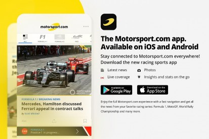 Motorsport Network launches new Motorsport.com app