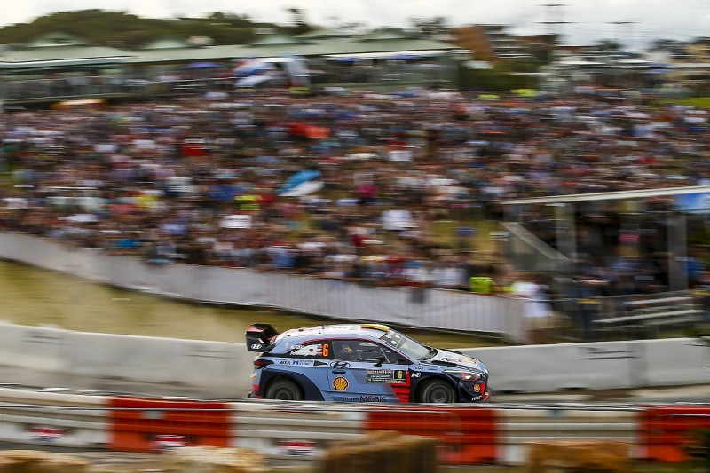 WRC considers running two-day rallies if calendar expands further