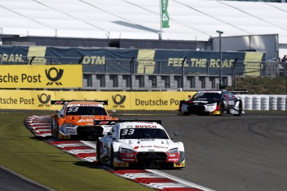 """Audi's Rast explains """"what the f***"""" radio message in title finale"""