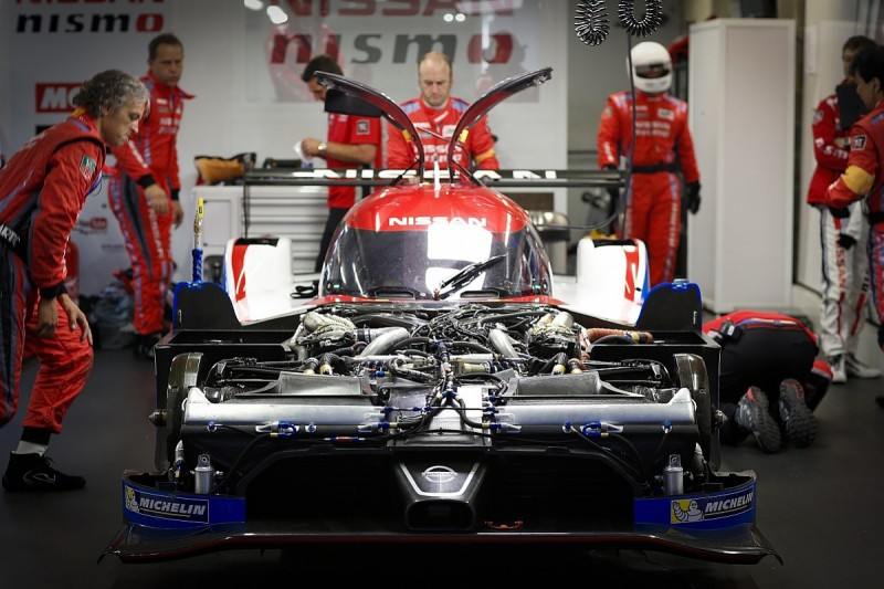 LMP1 lessons and other projects will influence Nissan FE programme