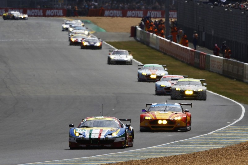 Final seats filled in 2016 Le Mans 24 Hours driver line-up
