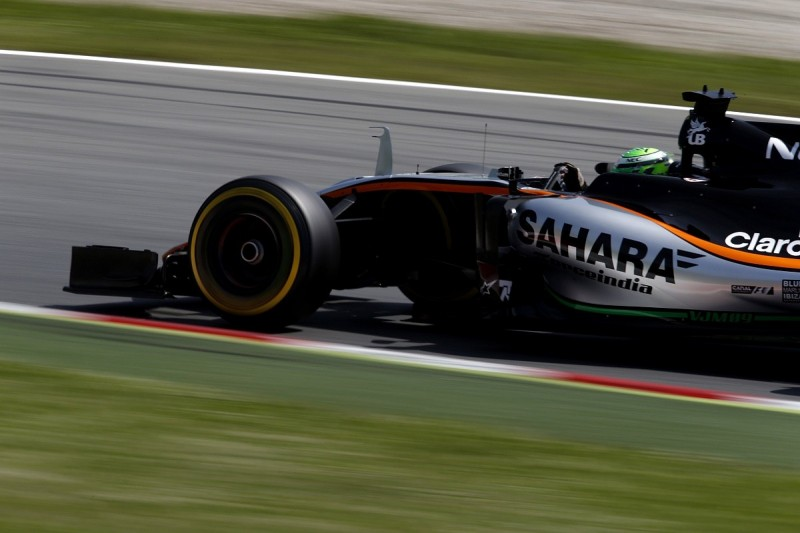 Force India's switch to focus on F1 2017 rules not far away