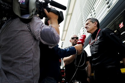 """Steiner on Haas's poor F1 form: """"Racing like this kills you"""""""