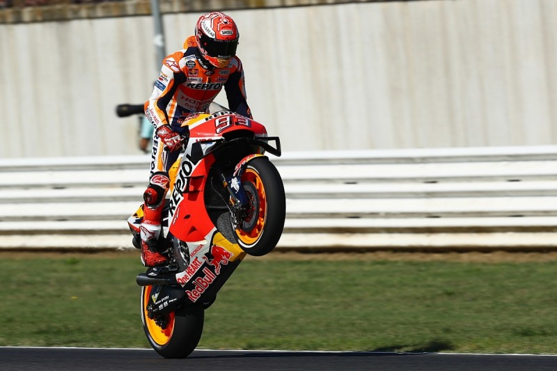 """Marc Marquez's Misano MotoGP win """"a miracle"""" - Cal Crutchlow"""