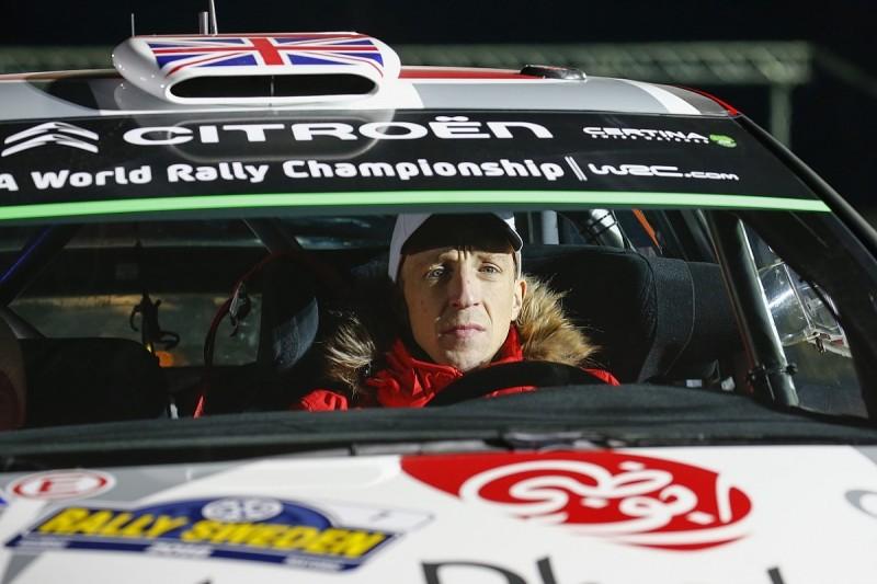 Kris Meeke plays down expectations ahead of Rally Portugal