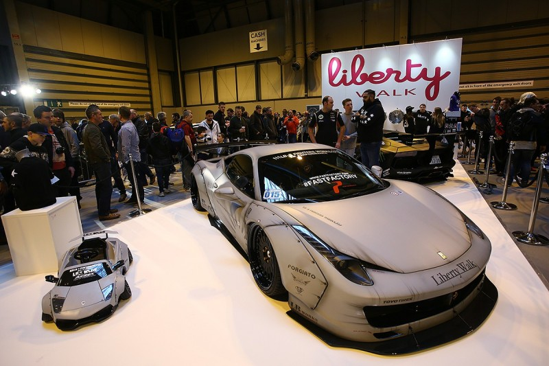 Star cars lined up for 2018 Performance Car Show with Autosport International