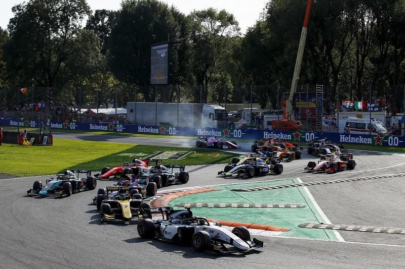 Formula 2 and Formula 3 2020 calendar revealed, Paul Ricard dropped