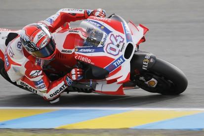 Ducati MotoGP outfit keeps Dovizioso as Lorenzo's team-mate