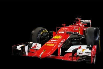 Ferrari's first turbo hybrid Formula 1 grand prix winner