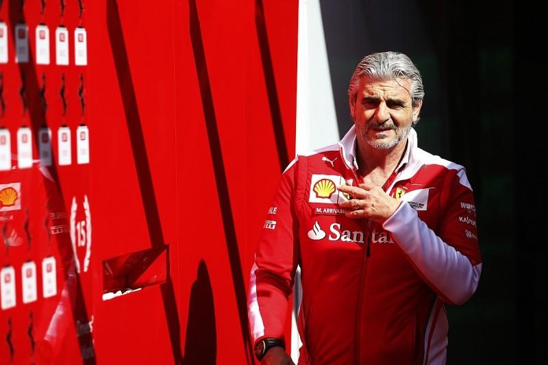 Ferrari F1 rumours on Maurizio Arrivabene made 'to create tension'
