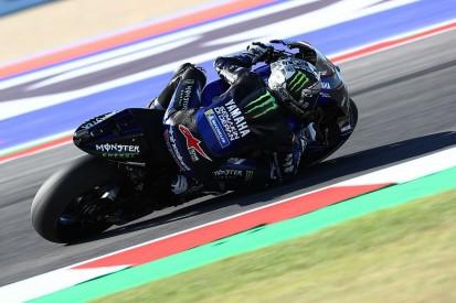 MotoGP poleman Vinales explains early Misano pace slump