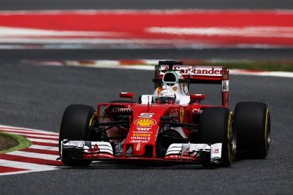 Barcelona F1 test: Vettel fastest for Ferrari on opening day