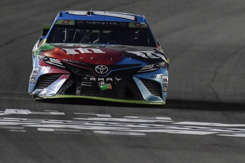 "Kyle Busch blasts ""pathetic"" backmarkers after NASCAR Las Vegas"