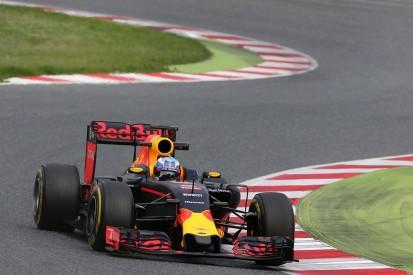 F1 testing: Daniel Ricciardo can feel Renault engine progress