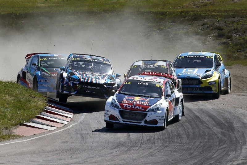 World Rallycross electric future prompted major Peugeot commitment