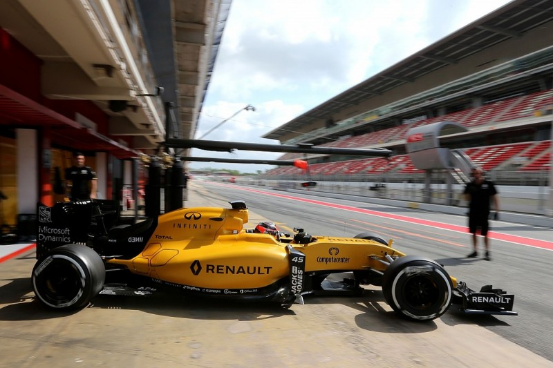 Ocon to get more Renault Friday outings