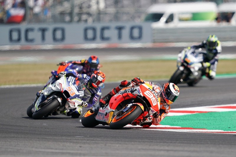 Jorge Lorenzo: I was worse than I expected in Misano MotoGP race