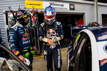 Whincup may get Supercars sanction after slamming race control
