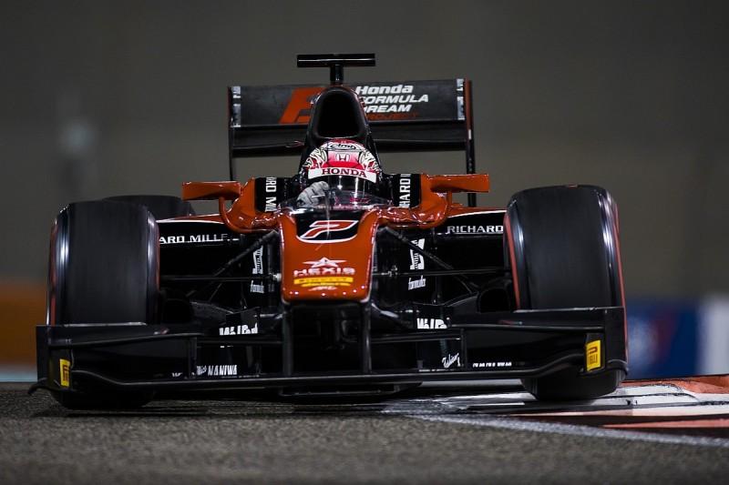 Super Formula title needed for F1 move - Honda junior Matsushita