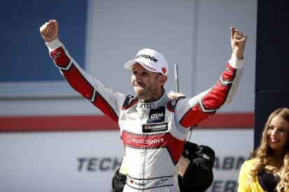 Nurburgring DTM: Rast seals second title a round early, Green wins