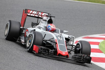 Manufacturing error behind latest Haas F1 team front wing failure