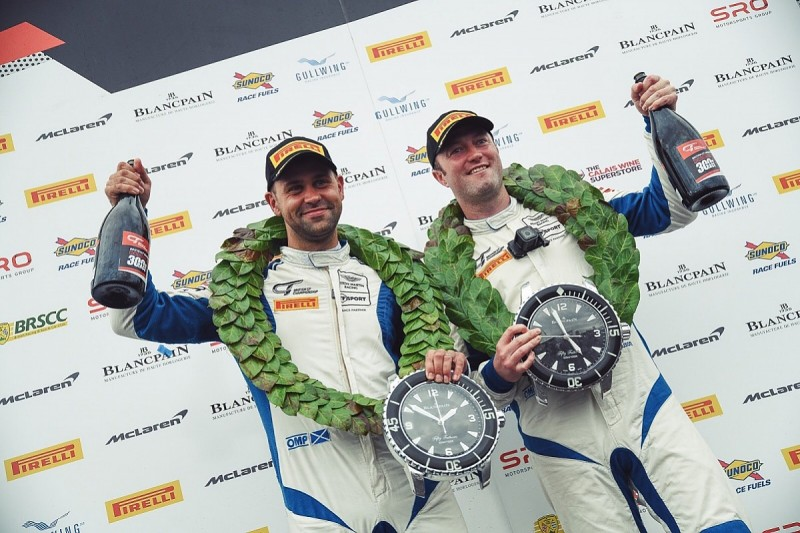 TF Sport crowned British GT champions after controversial finish