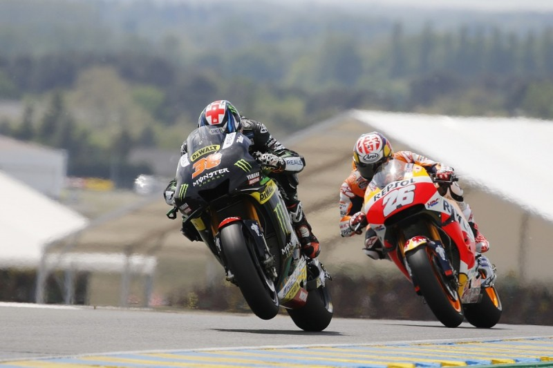 Tech3 Yamaha's Smith no longer chasing MotoGP 'miracle setting'