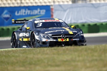 Mercedes' Paul di Resta surprised to lead DTM points with new car