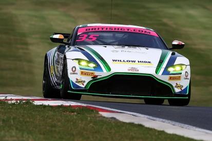 Promoted: Jack Butel prepares for British GT finale at Donington