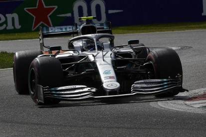 """Mercedes' Bottas still """"far away"""" from level of F1 driver he can be"""