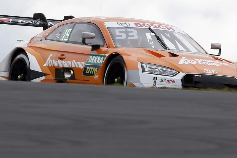 Nurburgring DTM: Green seals pole, Rast moves closer to second title