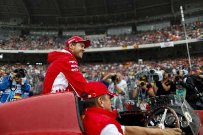Four-time champion Vettel thinks F1 will regret losing German GP