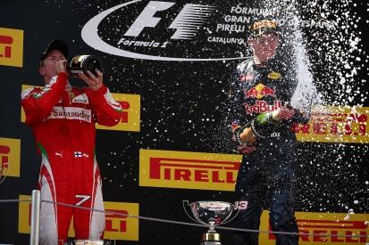 Ferrari's last corner weakness cost Raikkonen Spanish GP win - team