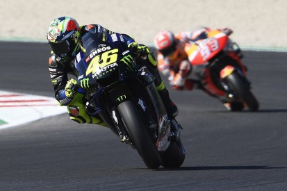 Marquez, Rossi avoid penalties after Q2 spat