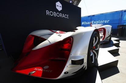 Autosport International: Roborace driverless car joins stage line-up