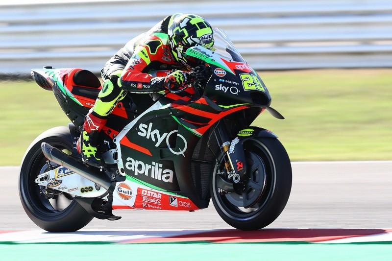 Iannone declared unfit for Misano MotoGP race after practice falls