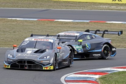 R-Motorsport Aston Martin pulls out of DTM/SUPER GT Fuji joint-race
