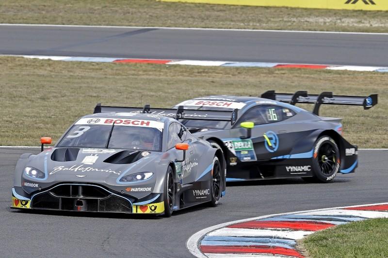 R-Motorsport Aston Martin pulls out of DTM/SUPER GT Fuji joint-race