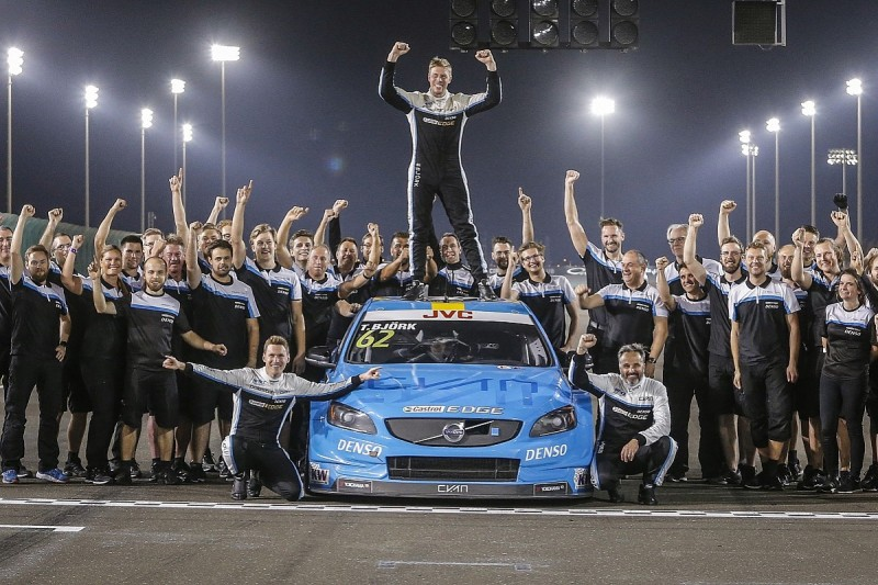 Volvo reckons team structure defeated Honda in 2017 WTCC