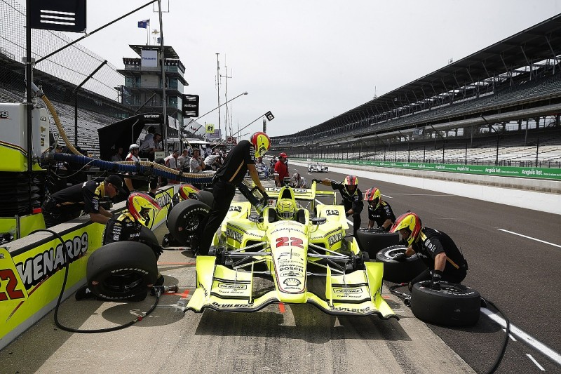 'Perfect day' needed for anyone to beat Pagenaud in Indy 500