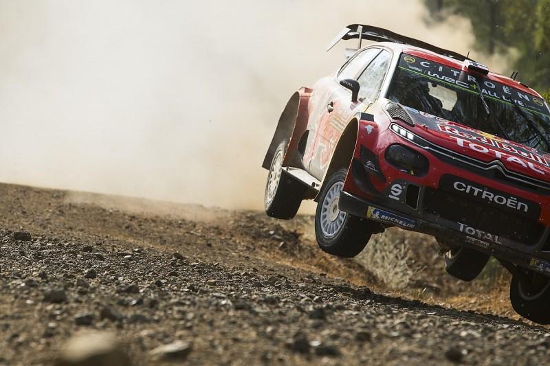 Lappi holds WRC Rally Turkey lead over Citroen team-mate Ogier