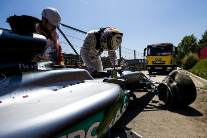 'Angry and upset' Toto Wolff wants Mercedes to move on from clash