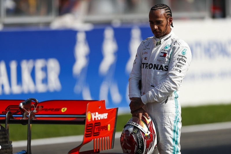 Hamilton can be fully satisfied with F1 career without Ferrari